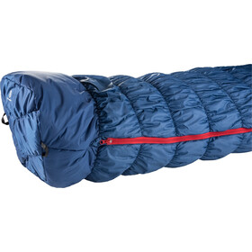deuter Exosphere -10° Sleeping Bag Long, azul/rojo